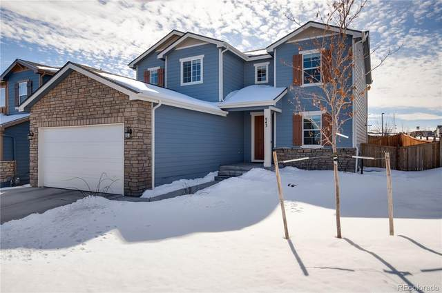 943 Mcmurdo Circle, Castle Rock, CO 80108 (MLS #6704406) :: 8z Real Estate