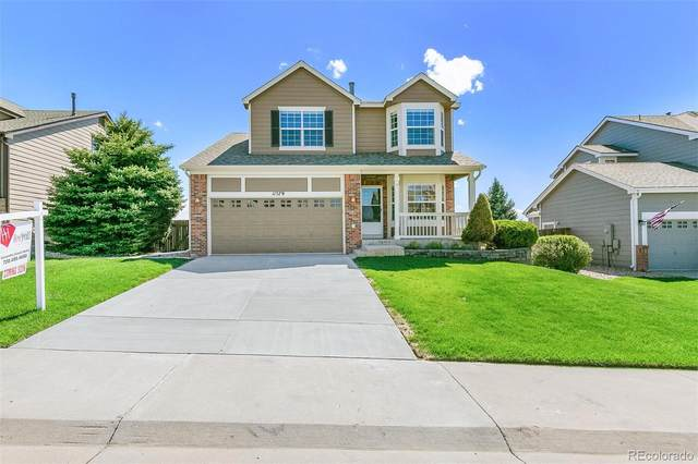 11579 Wilson Circle, Parker, CO 80134 (#6708435) :: The Harling Team @ HomeSmart