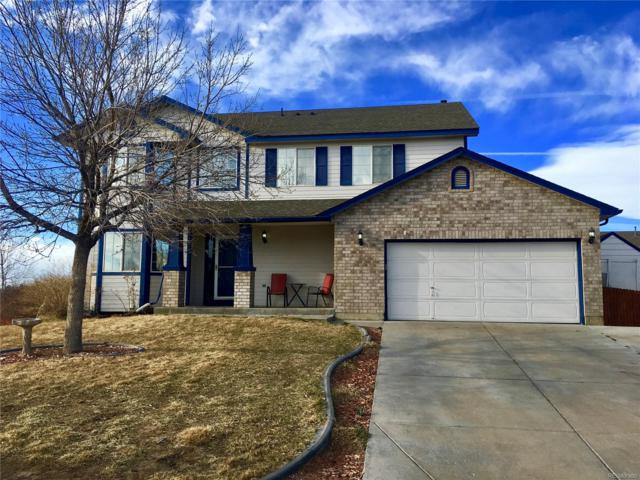 11686 River Run Parkway, Commerce City, CO 80640 (#6712028) :: RE/MAX Professionals