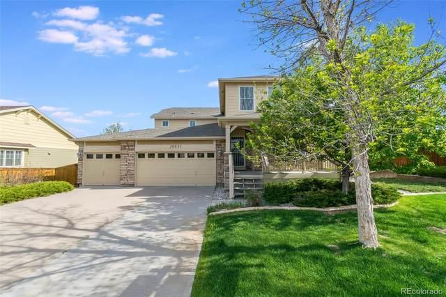 20631 E Cornell Place, Aurora, CO 80013 (#6724995) :: Venterra Real Estate LLC