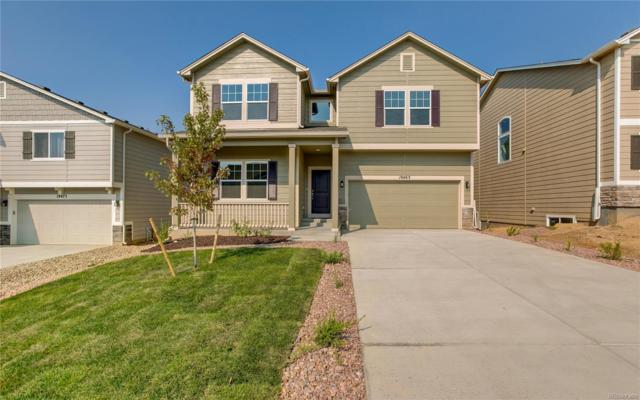19463 Lindenmere Drive, Monument, CO 80132 (#6728668) :: The City and Mountains Group