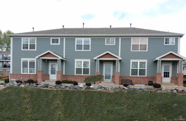 8237 W 54th Avenue #2, Arvada, CO 80002 (MLS #6729828) :: 8z Real Estate
