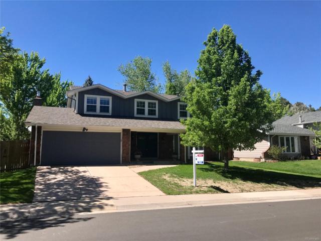 5627 S Kenton Way, Englewood, CO 80111 (#6733930) :: Wisdom Real Estate