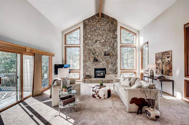 7536 S Settlers Drive, Morrison, CO 80465 (#6734576) :: Wisdom Real Estate