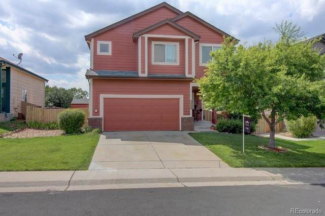 11207 Jordan Court, Parker, CO 80134 (#6735338) :: James Crocker Team