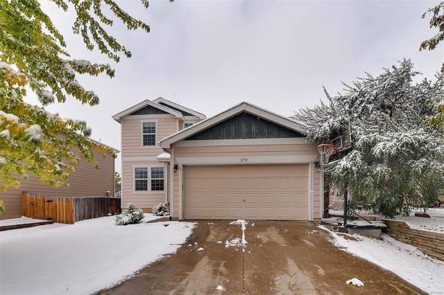 2783 E 109th Avenue, Northglenn, CO 80233 (#6735595) :: The Galo Garrido Group