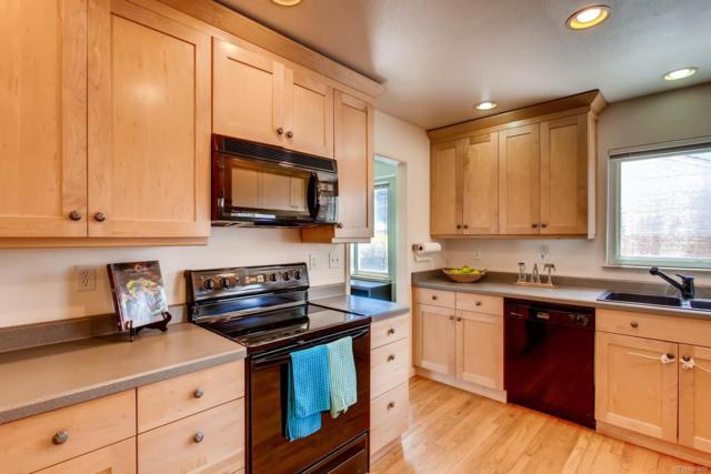 1885 S Elm Street, Denver, CO 80222 (#6738584) :: The Pete Cook Home Group