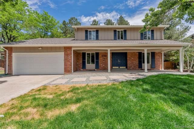 3737 E Geddes Place, Centennial, CO 80122 (#6738649) :: Kimberly Austin Properties
