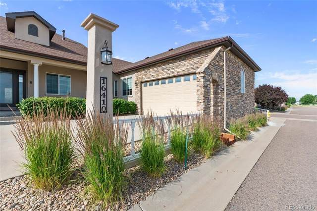 16410 E 119th Way A, Commerce City, CO 80022 (#6740255) :: The DeGrood Team
