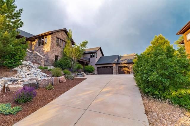 2837 Saddleback Drive, Castle Rock, CO 80104 (#6741169) :: The HomeSmiths Team - Keller Williams