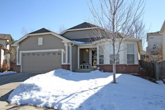 22114 Pensive Court, Parker, CO 80138 (#6742814) :: The City and Mountains Group