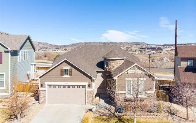 1205 Footprint Court, Castle Rock, CO 80109 (MLS #6743885) :: 8z Real Estate