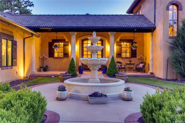 4751 Tierra Alta Drive, Castle Rock, CO 80104 (#6744279) :: The HomeSmiths Team - Keller Williams