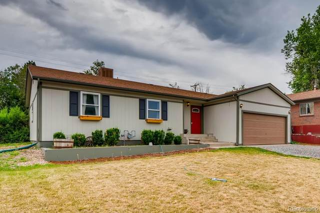 3397 S Canosa Court, Englewood, CO 80110 (MLS #6744996) :: 8z Real Estate
