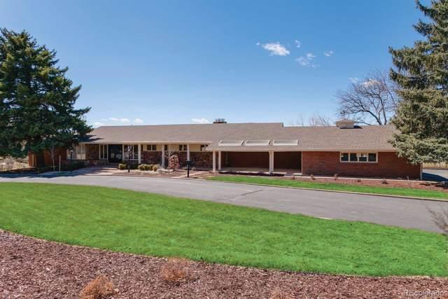 3805 S Dahlia Street, Englewood, CO 80113 (#6748420) :: Colorado Home Finder Realty