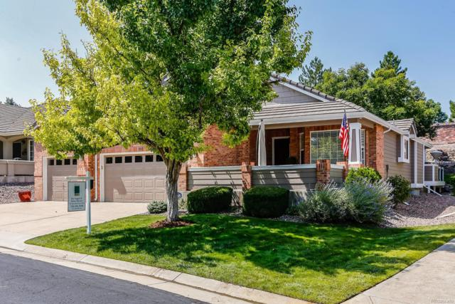 9573 Silver Hill Circle, Lone Tree, CO 80124 (#6749233) :: The Peak Properties Group