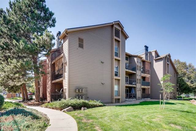 4899 S Dudley Street #7, Denver, CO 80123 (#6749418) :: The DeGrood Team