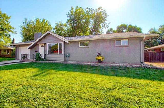3375 S Elmira Court, Denver, CO 80231 (#6751026) :: The HomeSmiths Team - Keller Williams