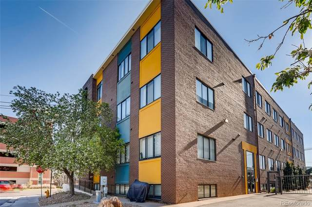 70 W 6th Avenue W #203, Denver, CO 80204 (#6754681) :: Portenga Properties