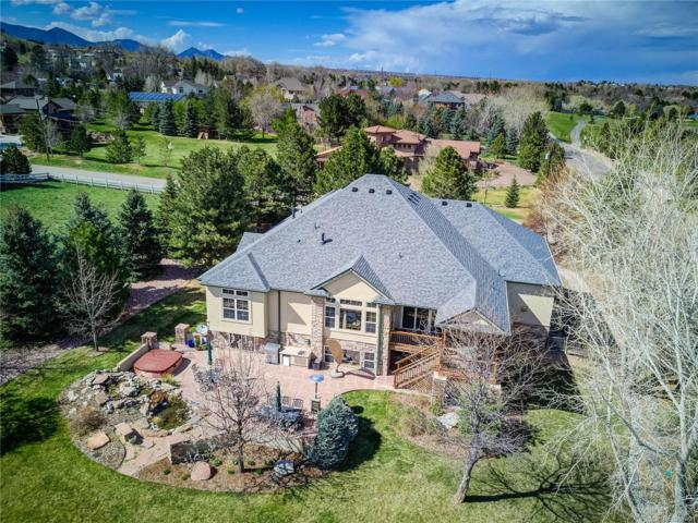 16406 W 51st Place, Golden, CO 80403 (#6755380) :: The Tamborra Team