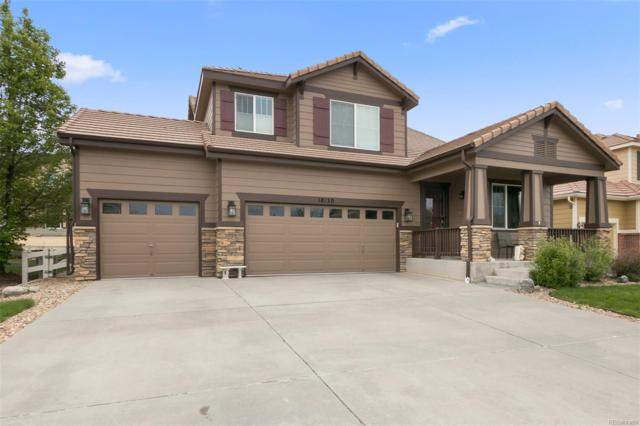 18130 Bolero Drive, Parker, CO 80134 (#6756004) :: 5281 Exclusive Homes Realty