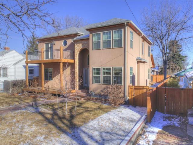 3106 Benton Street, Wheat Ridge, CO 80214 (#6758583) :: The Peak Properties Group