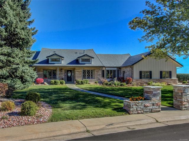 14677 W Cedar Avenue, Golden, CO 80401 (#6759533) :: Ford and Associates