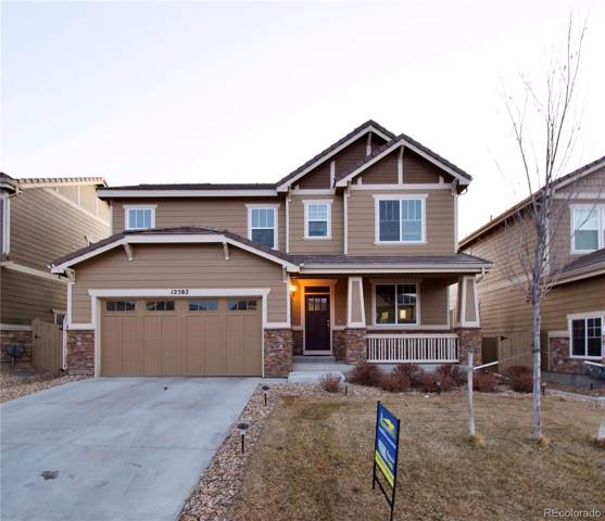 12582 Glencoe Street, Thornton, CO 80241 (MLS #6767478) :: 8z Real Estate