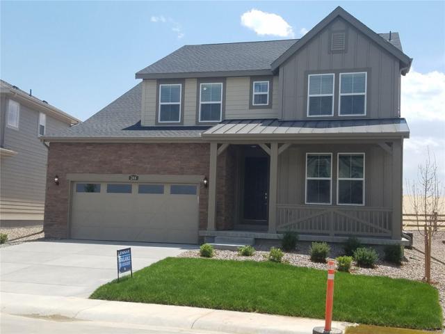 244 Back Nine Drive, Castle Pines, CO 80108 (#6769660) :: The City and Mountains Group