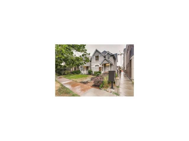 1828 Clarkson Street, Denver, CO 80218 (MLS #6774494) :: 8z Real Estate