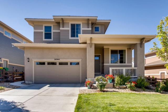 26944 E Quarto Place, Aurora, CO 80016 (#6777116) :: The Tamborra Team