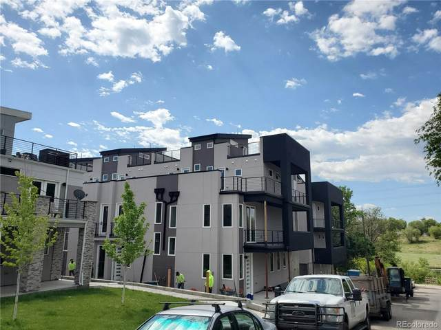 1262 N Yates Street #4, Denver, CO 80204 (#6780497) :: The DeGrood Team