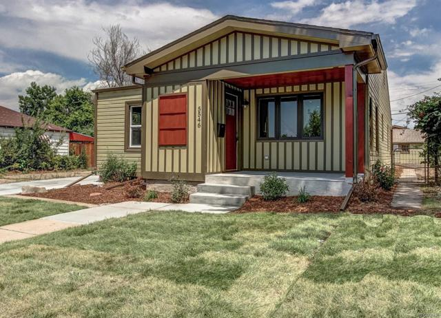 5546 S Elmwood Street, Littleton, CO 80120 (#6781423) :: The Pete Cook Home Group