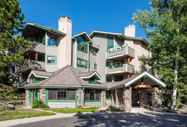31819 Rocky Village Drive #217, Evergreen, CO 80439 (MLS #6785408) :: 8z Real Estate