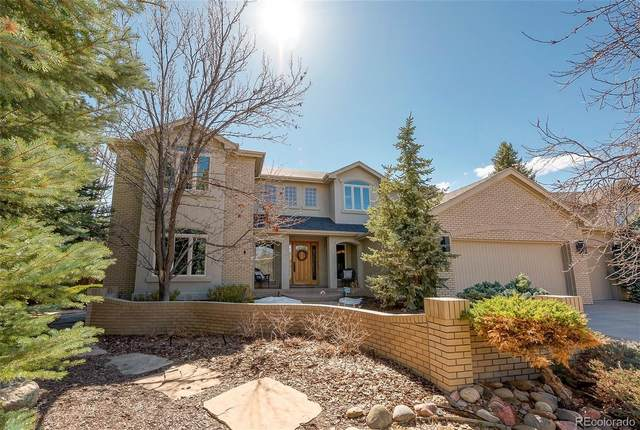 1848 Ridgecrest Way, Highlands Ranch, CO 80129 (#6786208) :: Wisdom Real Estate