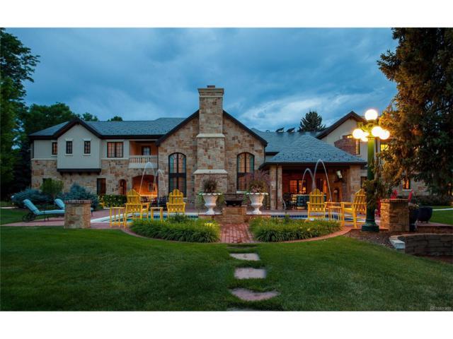 14 Village Road, Cherry Hills Village, CO 80113 (MLS #6788939) :: 8z Real Estate