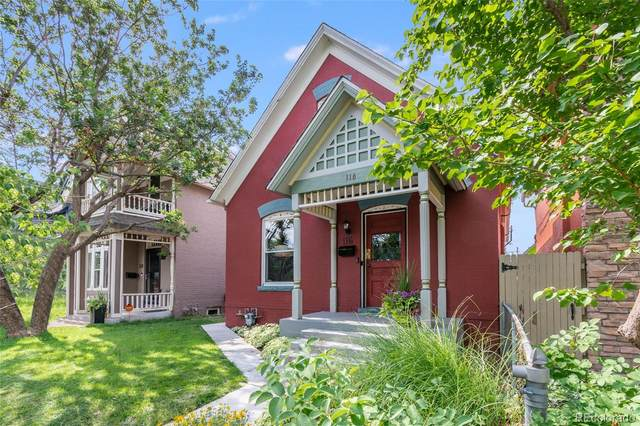 116 W Archer Place, Denver, CO 80223 (#6789152) :: The DeGrood Team