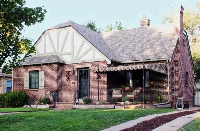 1314 N Hudson Street, Denver, CO 80220 (#6789228) :: The HomeSmiths Team - Keller Williams