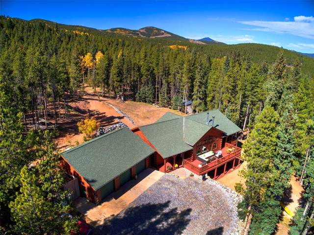 8854 Carol Lane, Conifer, CO 80433 (MLS #6790253) :: 8z Real Estate