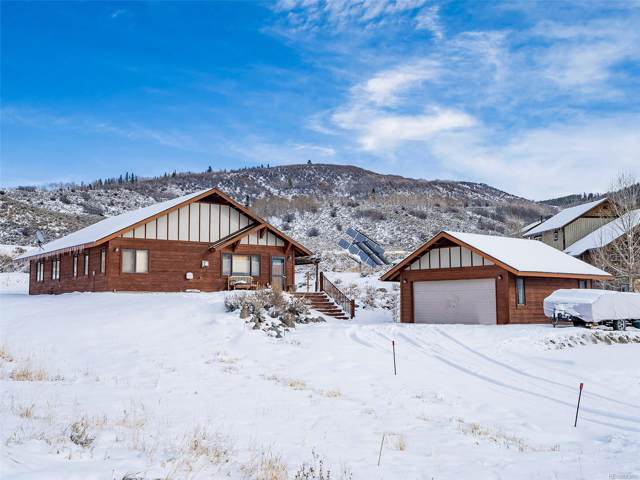 31440 Shoshone Way, Oak Creek, CO 80467 (#6791620) :: Wisdom Real Estate