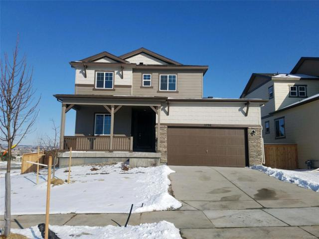11798 Dodworth Street, Parker, CO 80134 (MLS #6792041) :: 8z Real Estate