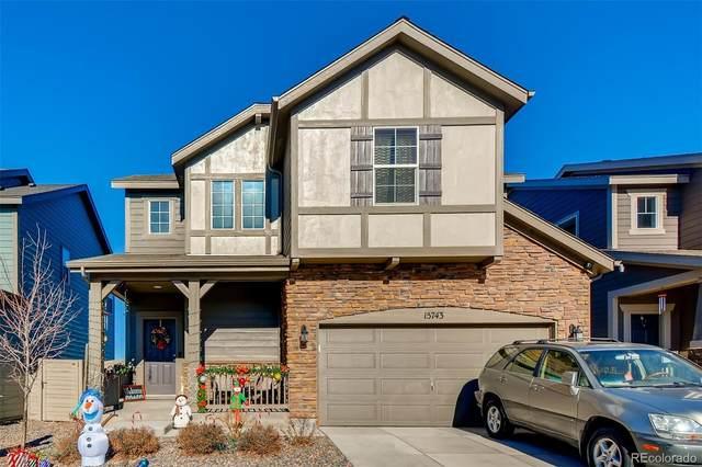 15743 E Warner Drive, Denver, CO 80239 (MLS #6794020) :: 8z Real Estate