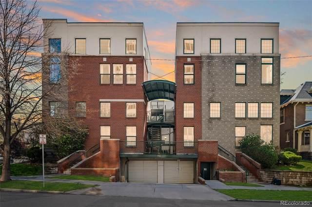 790 Clarkson Street #201, Denver, CO 80218 (#6796302) :: The Artisan Group at Keller Williams Premier Realty