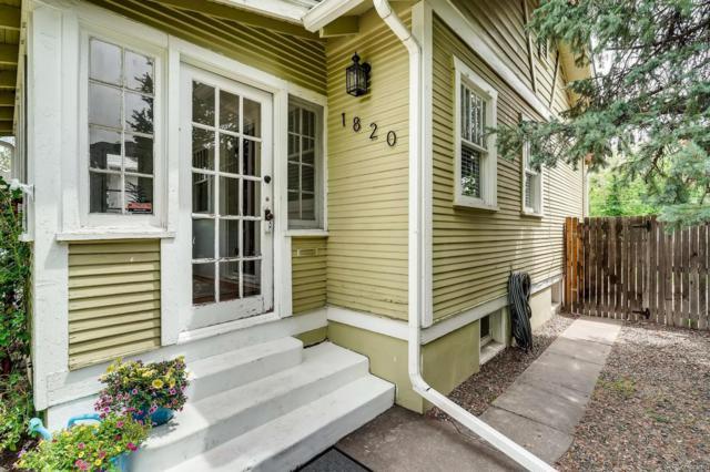 1820 S Gilpin Street, Denver, CO 80210 (MLS #6799192) :: 8z Real Estate