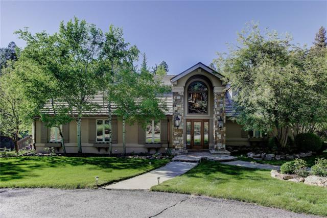32142 Eagle Brook Drive, Evergreen, CO 80439 (#6800191) :: Wisdom Real Estate