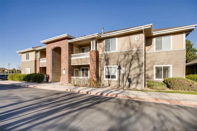 8481 W Union Avenue 6-202, Littleton, CO 80123 (#6801779) :: Wisdom Real Estate