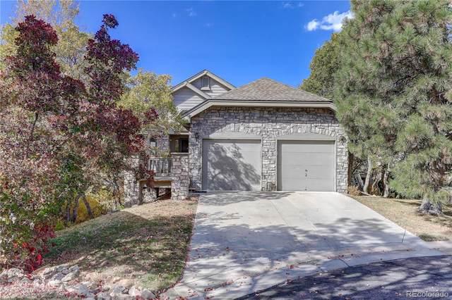 45 Herrn Lane, Castle Pines, CO 80108 (MLS #6802280) :: Find Colorado Real Estate