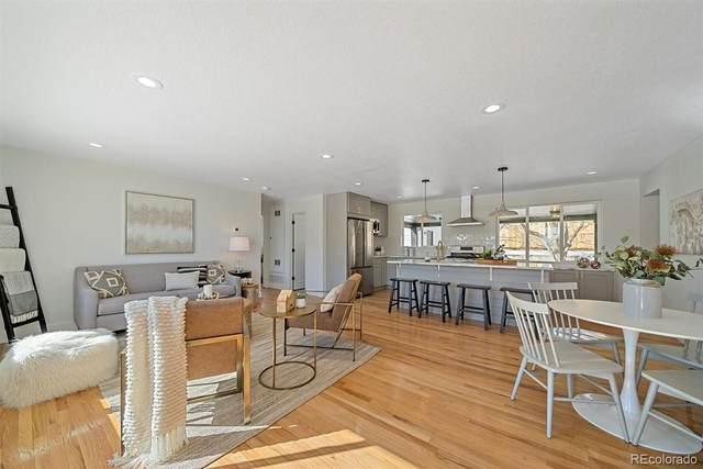 9901 W 54th Avenue, Arvada, CO 80002 (MLS #6802712) :: Wheelhouse Realty