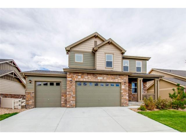 5532 Palomino Way, Frederick, CO 80504 (MLS #6805466) :: 8z Real Estate