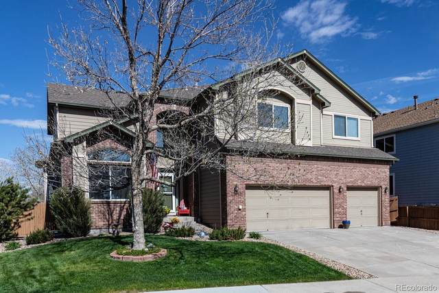 11041 Independence Circle, Parker, CO 80134 (#6806162) :: Real Estate Professionals